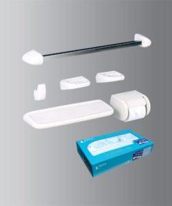 Bộ Phụ Kiện Phòng Tắm 6 Món Inax H-AC400V6 Bằng Sứ