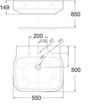 Bản-vẽ-kỹ-thuật-chậu-american-standard-WP-F628