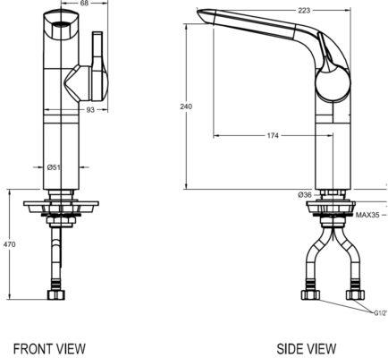 WF-6802-bản-vẽ-kỹ-thuật-vòi-chậu-cổ-cao-American-standard