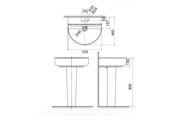 bản-vẽ-kỹ-thuật-american-standard-0553-WT-0742-wt