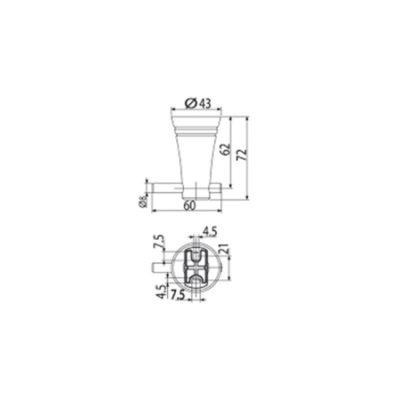 WF-6581-bản-vẽ-móc-áo-american-standard