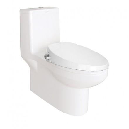 Bồn Cầu Một Khối American Standard VF-1858S Dòng Cozy Nắp Rửa Cơ