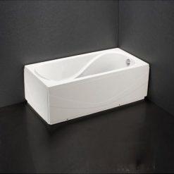 Bồn Tắm 1.5M Chân Yếm CAESAR AT0150L/R