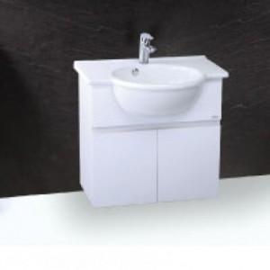 Bộ Chậu Rửa Mặt Lavabo Liền Tủ Caesar LF5304 EH165V