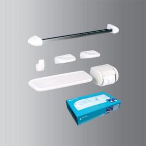Bộ Phụ Kiện Phòng Tắm Inax H-AC400V6 6 Món Bằng Sứ