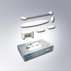 Bộ Phụ Kiện Phòng Tắm Inax H-AC480V6 6 Món Bằng Sứ