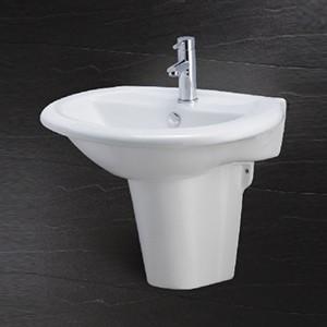 Chân chậu lavabo dài Caesar P2439