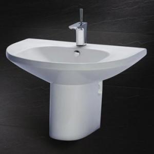 Chân chậu lavabo dài Caesar PF2470