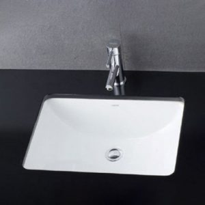 Chậu Rửa Lavabo Âm Bàn CAESAR L5125 Chữ Nhật