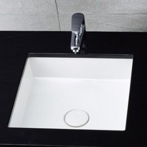 Chậu Rửa Lavabo Âm Bàn CAESAR LF5128 Vuông
