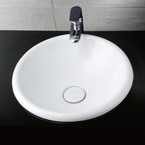 Chậu Rửa Lavabo CAESAR LF5016 Dương Vành