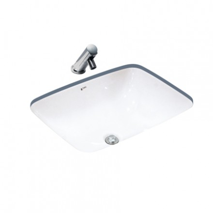 Chậu Rửa Lavabo Inax AL-2298V Âm Bàn Chữ Nhật