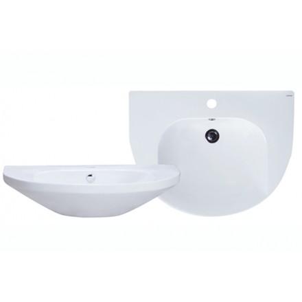 Chậu Rửa Lavabo Treo Tường CAESAR LF2270