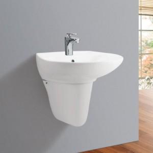 Chậu rửa lavabo + chân Viglacera V39 (VI39)
