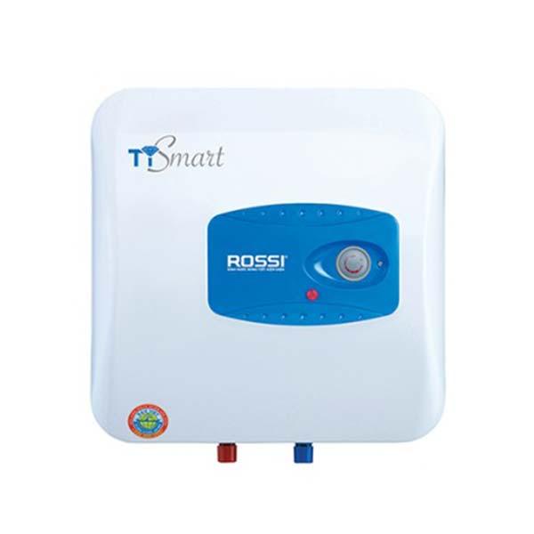 Rossi Smart 30 Lít Vuông - Bình Nóng Lạnh gián tiếp - R30TI SMART