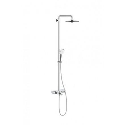 Sen cây tắm Thông Minh Grohe SmartControl Euphoria 26510000 Nóng Lạnh