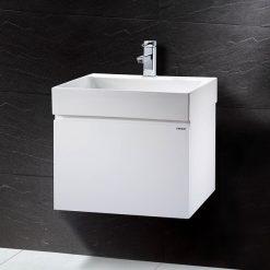 Tủ đặt chậu rửa mặt lavabo Caesar EH152V/TG/WG treo tường