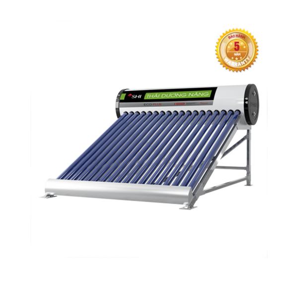 Thái Dương Năng Sơn Hà ECOPLUS 200 lít - Máy Nước Nóng Năng Lượng Mặt Trời