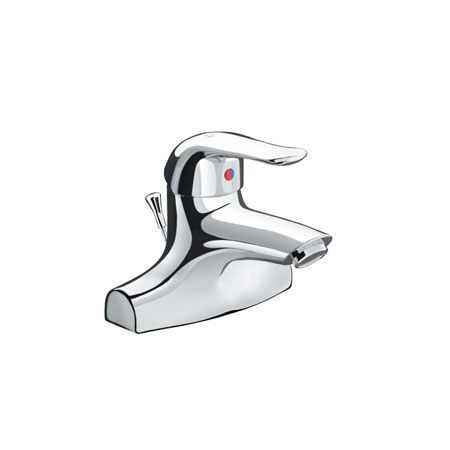 Vòi chậu rửa lavabo nóng lạnh Inax LFV-221S