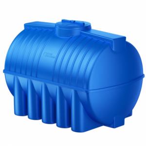 Bồn nước nhựa Tân Á ngang/ Thế hệ mới / 1500 lít