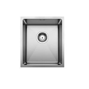 Chậu Rửa Bát Hafele BLANCO INOX QUATRUS R15 340-IU 570.27.149