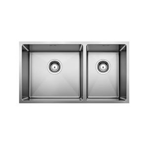 Chậu Rửa Bát Hafele BLANCO INOX QUATRUS R15 435 285-IU 570.27.179