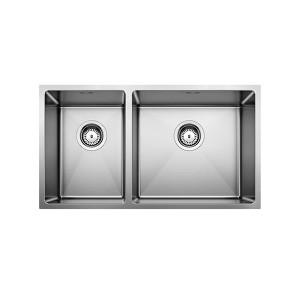 Chậu Rửa Bát Hafele BLANCO INOX QUATRUSR15 285 435-IU 570.27.169
