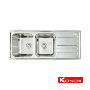 Chậu Rửa Bát KONOX Artusi KS11650 1D