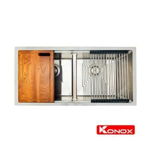 Chậu Rửa Bát KONOX Undermount Sinks KN8745DUB