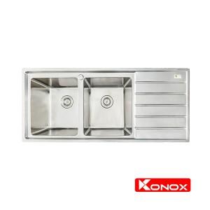 Chậu Rửa Bát KONOX Premium KS11650 2B