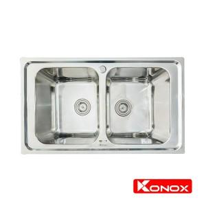 Chậu Rửa Bát KONOX Premium KS8650 2B