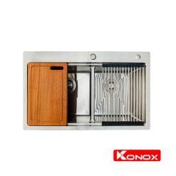 Chậu Rửa Bát KONOX Topmount Series KN8250TD