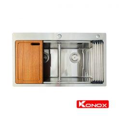 Chậu Rửa Bát KONOX Topmount Series KN8850TD