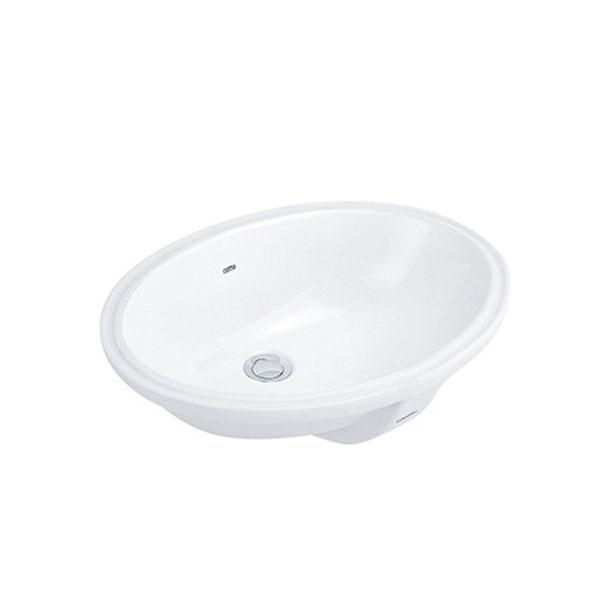 Chậu Rửa Mặt Lavabo American Standard WP-0496 Âm Bàn Dòng Ovalyn