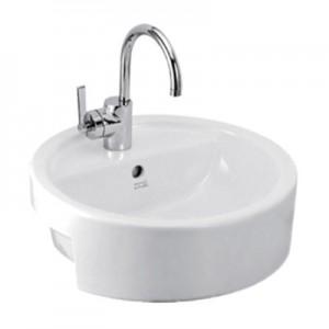 Chậu Rửa Mặt Lavabo American Standard WP-F307 Âm Bàn Dòng White
