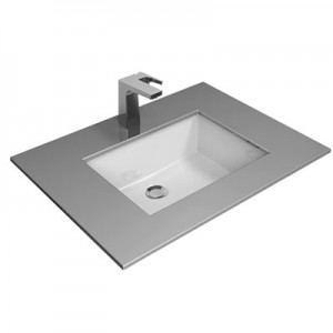 Chậu Rửa Mặt Lavabo American Standard WP-F514 Âm Bàn Dòng Square