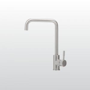 Vòi chậu rửa bát inox malloca K559-SN