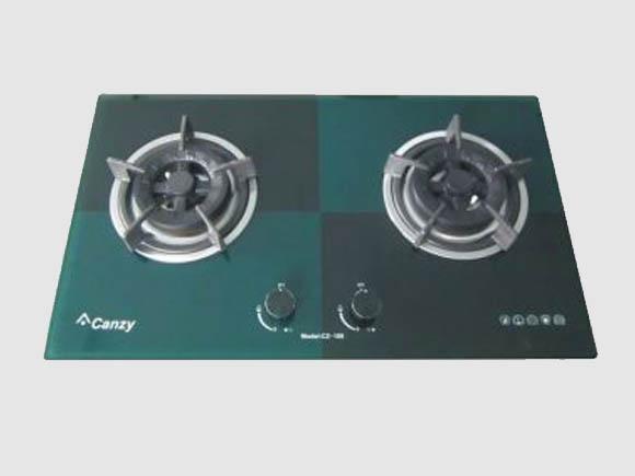 Bếp gas âm Canzy CZ 108(Xanh Đen)