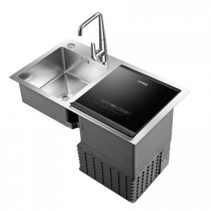 Chậu kết hợp máy rửa chén Hafele HDW-SD90A - 539.20.530