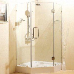 Phòng Tắm Vách Kính Inax SMBV-1000/BW1